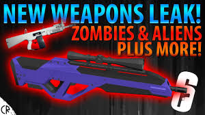 air siege plus season weapons modes leaked 6news tom clancy s rainbow