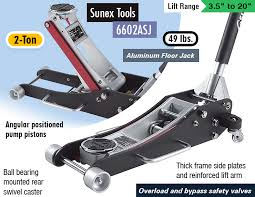3 Ton Aluminum Floor Jack by Best Floor Jack For Your Car Or Truck Reviews Chainsaw Journal