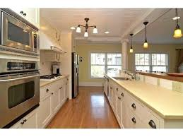 Open Up Galley Kitchen To Living Room