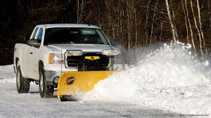 100 Trucks In Snow Fisher Plows At Chapdelaine Buick GMC In Lunenburg MA