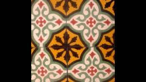 moroccan cement tiles