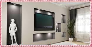Custom TV Wall Unit Ideas 2016 Drywall Interior Design
