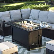 Fire Pit Tables • Insteading Hanover Summer Nights 5piece Patio Fire Pit Cversation Set With Amazoncom Summrnght5pc Zoranne 4 Chairs Livingroom Table With Outdoor Gas And Tables Sets Fniture Fresh Ding Shop Monaco 7piece Highding 6 Swivel Rockers And A The Greatroom Company Kenwood Linear Height Alinum Cheap Chair Beautiful Comet 8 Wicker Chat Tank Awesome Top 10 Envelor Oval Brown 7 Piece Poker Stunning
