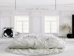 White Bedroom Lovely 41 Interior Design Ideas Pictures