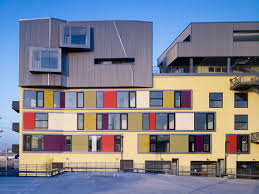 100 Scarpa Architects Fuller Lofts Brooks ArchDaily