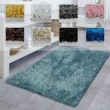 badezimmer teppich hochflor badematte modern weich in versch