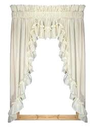 Heritage Blue Curtains Walmart by Walmart Curtains For Living Room Medium Size Of Inch Length