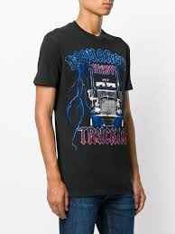 Dsquared2 Heavy Trucking T Shirt Black – The Business Fashion Texas Chrome Tshirts Shop Trucker Tshirts Andy Mullins Dsquared2 Heavy Metal Trucking Tshirt Now 17300 Toprun Truck From All Over The World Xclusive Cool Apparel Merchandise Truckin Adult Size Tiedye Tshirt Grateful Dead And Company Co Large Marge Co Pee Wees Big Adventure Parody We Design Custom Shirts I Work At Celadon Hoodie Tops T Shirt Mens Short Cotton Crew Neck Truck Driver Cotton Tshirt By Hirts Online Truklife Widowmaker Freight Inc King Unisex