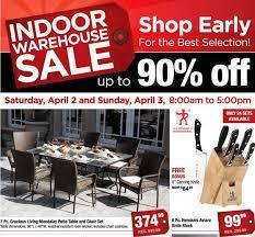 Kitchen Stuff PLus Warehouse Sale in Toronto Apr 2nd & 3rd
