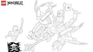 Ninjago Kai Coloring Pages Related Post Lego Kx