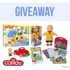 Caillou In The Bathtub by Enter To Win A Caillou Prize Pack Valued At 100 Babycenter Blog