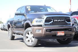 100 Dodge Longhorn Truck New 2018 RAM 2500 Laramie 4D Crew Cab In Yuba City