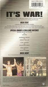 Halloween Havoc 1998 Hogan Warrior by Amazon Com Wcw Nwo Fall Brawl 1998 Vhs U0026 Tv