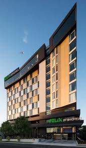 100 Johnston Architects The Felix Hotel In Sydney Has Recently Opened Its Doors CONTEMPORIST
