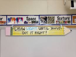 Classroom Decor Drawing Teach And Shoot Art Room Tour