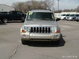 Used 2007 Jeep Commander Sport In Wichita, KS - Carbanc Auto Sales Tri Valley Truck Accsories Linex Livermore Cstruction Waste Disposal Debris Removal Junk Services Highway Products Inc Alinum Truck Accsories Work Photos Stuff Wichita Productscustomization Toppers Plus Davismoore Is The Chevrolet Dealer In For New Used Cars Herb Easley Falls Tx A Lawton Ok Graham Car Stereo Wichita Falls