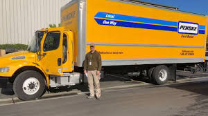 100 Penske 26 Foot Truck Combat Veteran Wife Donate All Their Belongings To Firefighters
