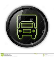 Icon, Button, Pictogram Trucks Stock Illustration - Illustration Of ...