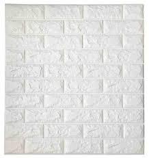 Amazoncom Peel And Stick Wallpaper 3d Foam Artd D Wall Panels For Tv