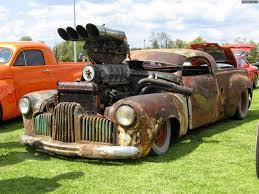 Pics Of Rat Rod Trucks Gallery