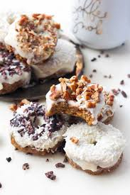 Iced Pumpkin Spice Latte Nutrition Facts by No Bake Pumpkin Spice Latte Donuts Catching Seeds