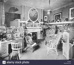 The White Lodge Richmond Park 1894 Interior Of The White Lodge A