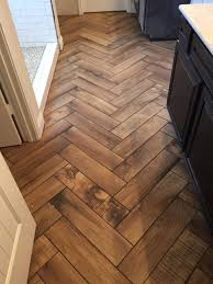 wood tile grout