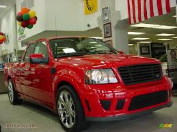 2007 Ford F150 Saleen S331 Supercharged SuperCab In Bright Red ...