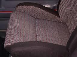 refaire siege voiture restauration des mousses latérales d assises de siéges