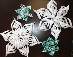 simple paper snowflake designs – Cobb County Public Library System