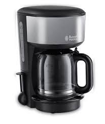 RUSSELL HOBBS COLOURS COFFEE MAKER STORM GREY