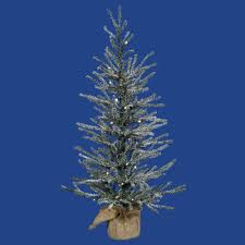 4 Ft Pre Lit Led Christmas Tree by Artificial Christmas Trees Prelit Table Top Artificial Christmas