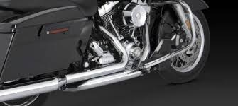 buy vance hines 16799 chrome dresser duals head pipes for