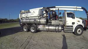 Sewer Vac Truck - YouTube