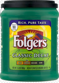 Instant Coffee Cafe Folgers Roasting