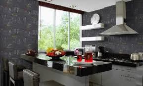 4 murs papier peint cuisine voilage 4 murs stunning voilages plein mur au salon with voilage