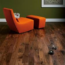 Beautiful Dark Wood Flooring To Give Natural Earthy Tones And An Inner Warmth From