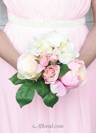 Beautiful artificial wedding bouquets are the hassle free approach