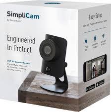 SimpliSafe SimpliCam Security Camera, Just $50 At Best Buy ...