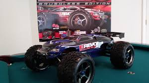 100 Revo Rc Truck TRAXXAS EREVO Brushless Edition 4WD RC UNBOXING YouTube