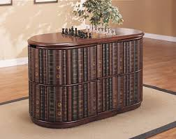 Frontgate Ez Bed by Powell Library Game Table And 2 Chairs With Game Pieces 542 763