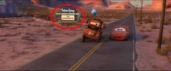 100 Pizza Planet Truck Incredibles The Easter Eggs In Brave Up Moana And Other Disney