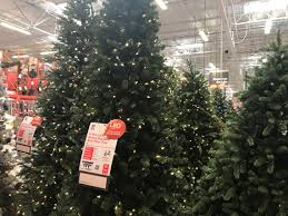 75 Off Christmas Clearance At Home Depot Trees As Low