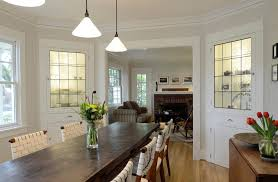 built in corner dining table dining room traditional with rustic