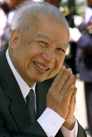 little king sihanouk!:)