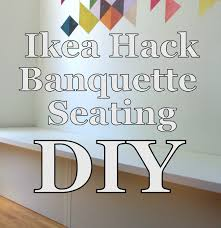 Ep 1 | Simple & Inexpensive Banquette Seating | DIY | Interior ... Stupendous Diy Banquette Storage Bench 126 Amazing Building Plan 36 Seating Plans How Build Design Wonderful To A Fniture Leather Ding Corner Kitchen Table Seat Built In For Elegant With Cool Home Attractive Splendid