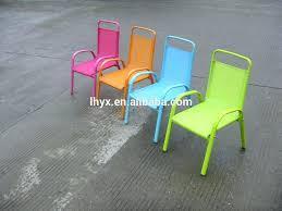 chaise de jardin enfant fauteuil de jardin enfant chaise jardin enfant colorful metal frame