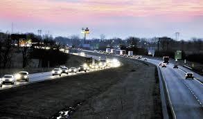 100 Kurtz Trucking Going Threewide On I69 Local News Heraldbulletincom