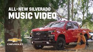 100 4 States Trucks AllNew Silverado Music Video Chevrolet YouTube