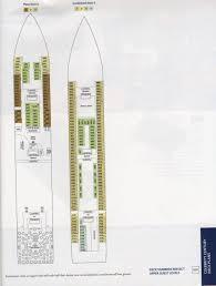 Celebrity Millennium Deck Plans by Celebrity Summit Deck Plan